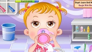 Baby Hazel Game Movie - Baby Dental care Full Episode - 2014