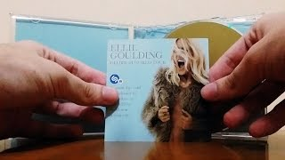 Repeat youtube video Ellie Goulding - Delirium (Deluxe Edition) (Unboxing)