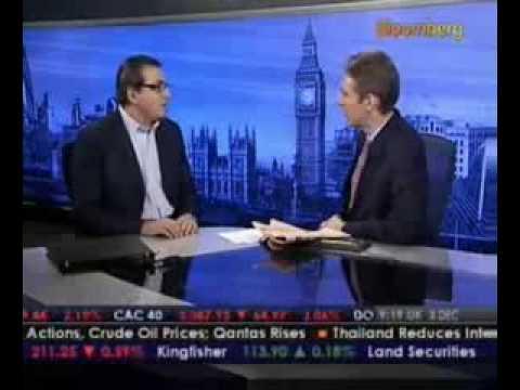 Interview du PDG de Telnic sur BloombergTV (en anglais)