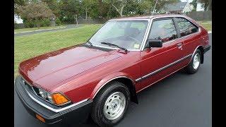 В идеальном состоянии капсула времени: Honda Accord  1983 года   29 лет в гараже/
