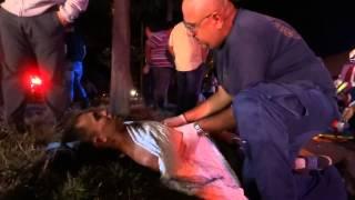 CALVILLO HOY: ACCIDENTE EN LOS ARCOS