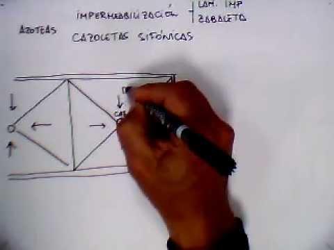 Azoteas problemas en cazoletas e impermeabilizaciones - Azotea transitable ...