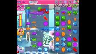 How to beat Candy Crush Saga Level 316 - 2 Stars - No Boosters - 127840pts