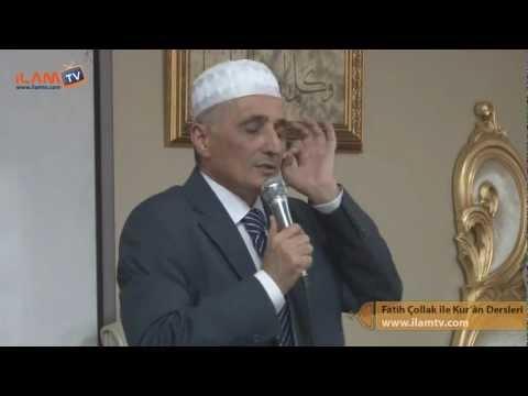 Fatih Çollak Namaz Kıraati Nasıl Olmalıdır - Fatiha ve Kafirun Suresi (Kuran Ziyafeti 38)
