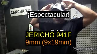Espectacular! Jericho 941F -Calibre 9x19mm