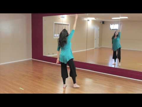 I Give You My Heart - worship dance video