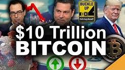 Shocking Bitcoin Prediction: Craziest Scenario for $10 Trillion BTC