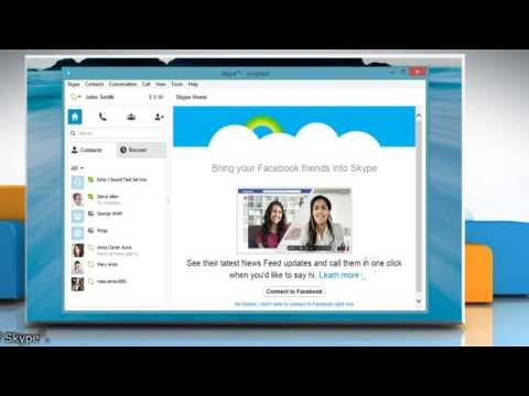 How To Prevent Skype® From Storing Conversation History On Windows® 8 PC