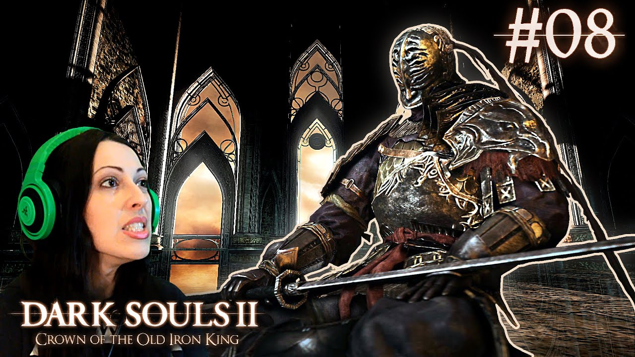 Crown Of The Old Iron King: Dark Souls 2 Crown Of The Old Iron King DLC Part 8