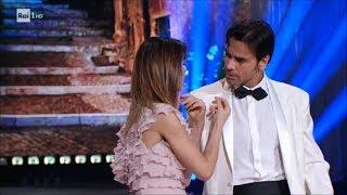l Valzer di Massimiliano Morra e Sara Di Vaira - Ballando con le Stelle 24/03/2018