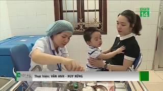 VTC14 | Hà Nội: Bắt đầu tiêm vắc xin sởi rubella do Việt Nam sản xuất