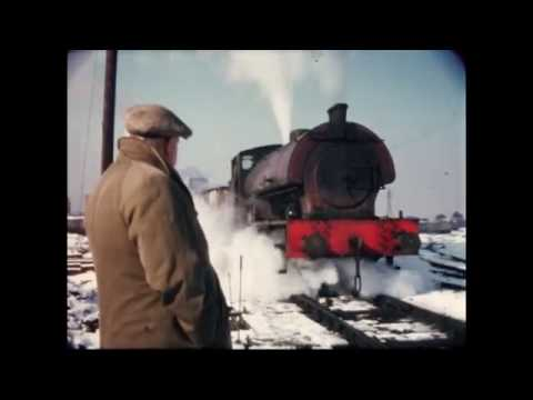 Astley Green and Walkden Railway in the snow, Part 5