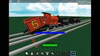 Unfinished Roblox Thomas & Friends Accidents Will Happen Remake