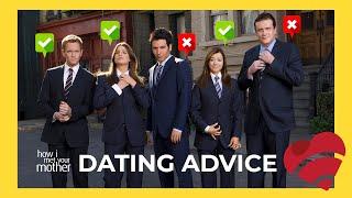 DATING ADVICE - How I Met Your Mother Breakdown