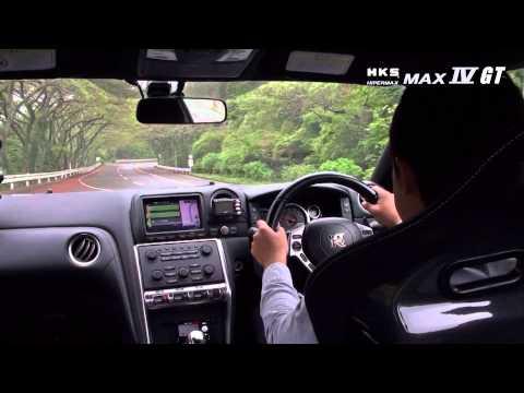 究極のストリートダンパー HKS HIPERMAX MAXⅣ GT