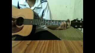 Anh muốn em sống sao - Bảo Anh - Guitar cover