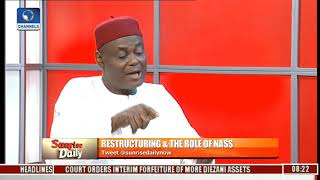 """Your Handlers Have Made You Controversial"" Nnaji Tells Pres Buhari Pt.2