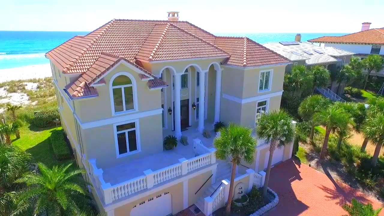 waterfront homes for sale in pensacola beach fl 850 932 6278 rh youtube com