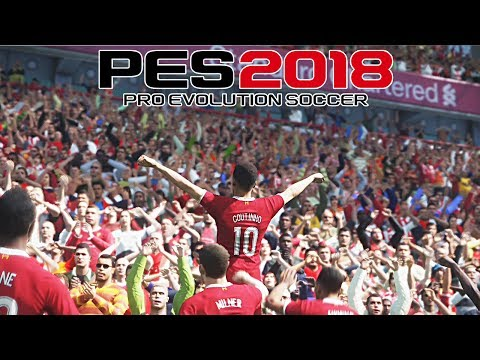 PES 2018 - Gameplay Compilation #1