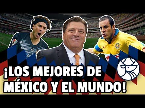 ESPECIAL: ¿Quiénes son los mejores mexicanos en la historia del Club América? | Nido del Guapi