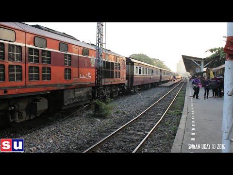 THAILAND #16 | Bangkok to Nam Tok return by train (2/4)