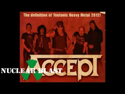 ACCEPT - Stalingrad (OFFICIAL SONG)