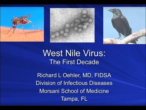 West Nile Virus: The First Decade - Richard L. Oehler, MD