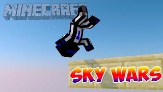 Minecraft Sky Wars: Неудачный прыжок #86
