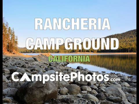 Rancheria Campground Sierra National Forest California Youtube