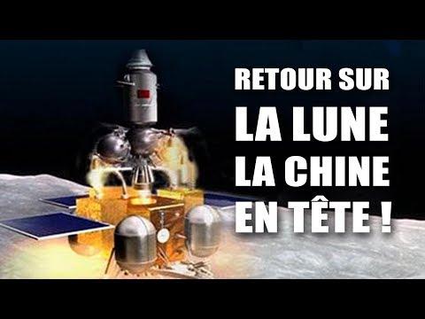 Chang'e 5 - Quand la Chine muscle ses ambitions lunaires ! - LDDE