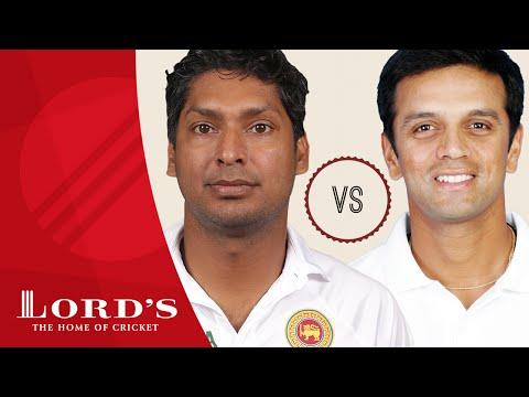 Kumar Sangakkara vs Rahul Dravid  | Who's The Greatest?
