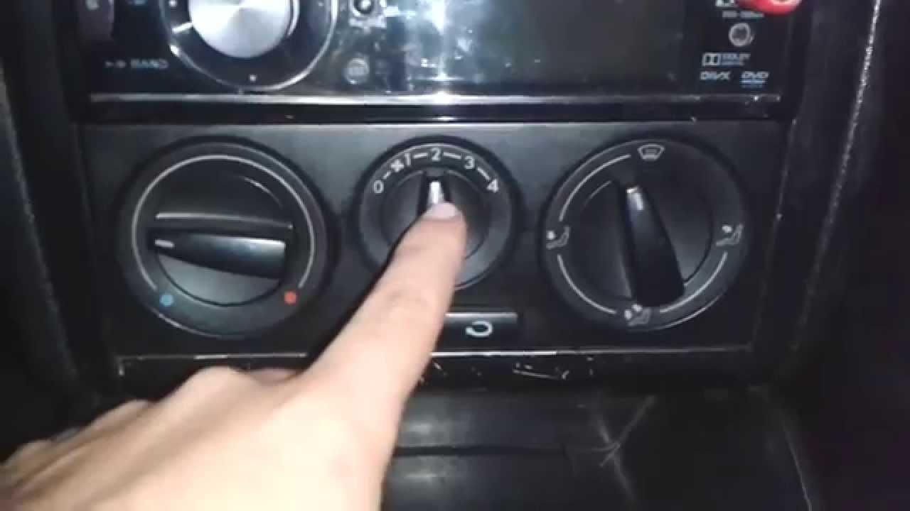 Como trocar a lampada do ar condicionado golf 228170d44b