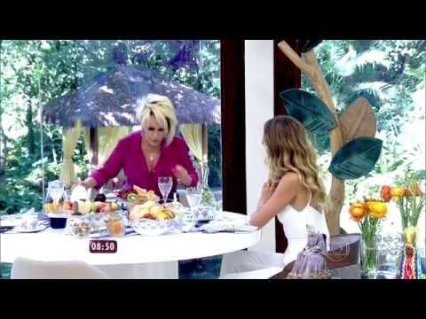 Gisele Bündchen - Mais Você (August 25, 2014) - Part 1/2