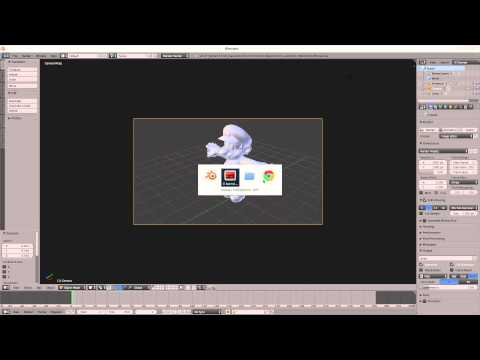 Blender 3D Importing Models Collada DAE