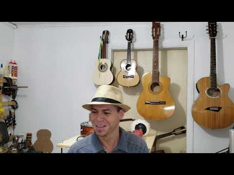 Cavaco canhotinho - Juruna Carvalho Luthier