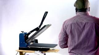 Starting a T-shirt Business on a Shoestring Budget with a Heat Press