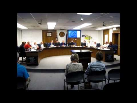 9 20 16 North Platte Nebraska City Council Meeting