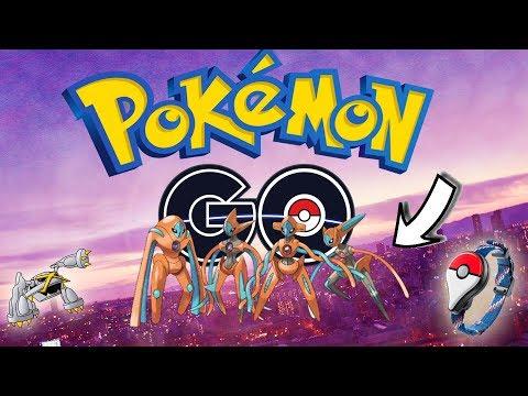 ¡DEOXYS POKEMON GO! BELDUM COMMUNITY DAY! INCURSIONES EX & SORTEO! | Pokémon GO thumbnail