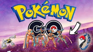 ¡DEOXYS POKEMON GO! BELDUM COMMUNITY DAY! INCURSIONES EX & SORTEO! | Pokémon GO
