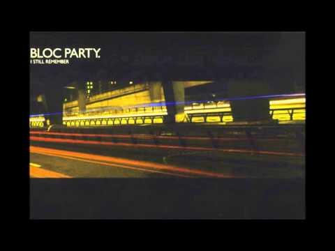 Bloc Party  I Still Remember Instrumental + Lyrics