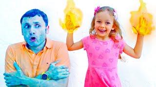 مايا وماري - أغنية الأطفال - أغنية أطفال الفاكهة  Kids Song