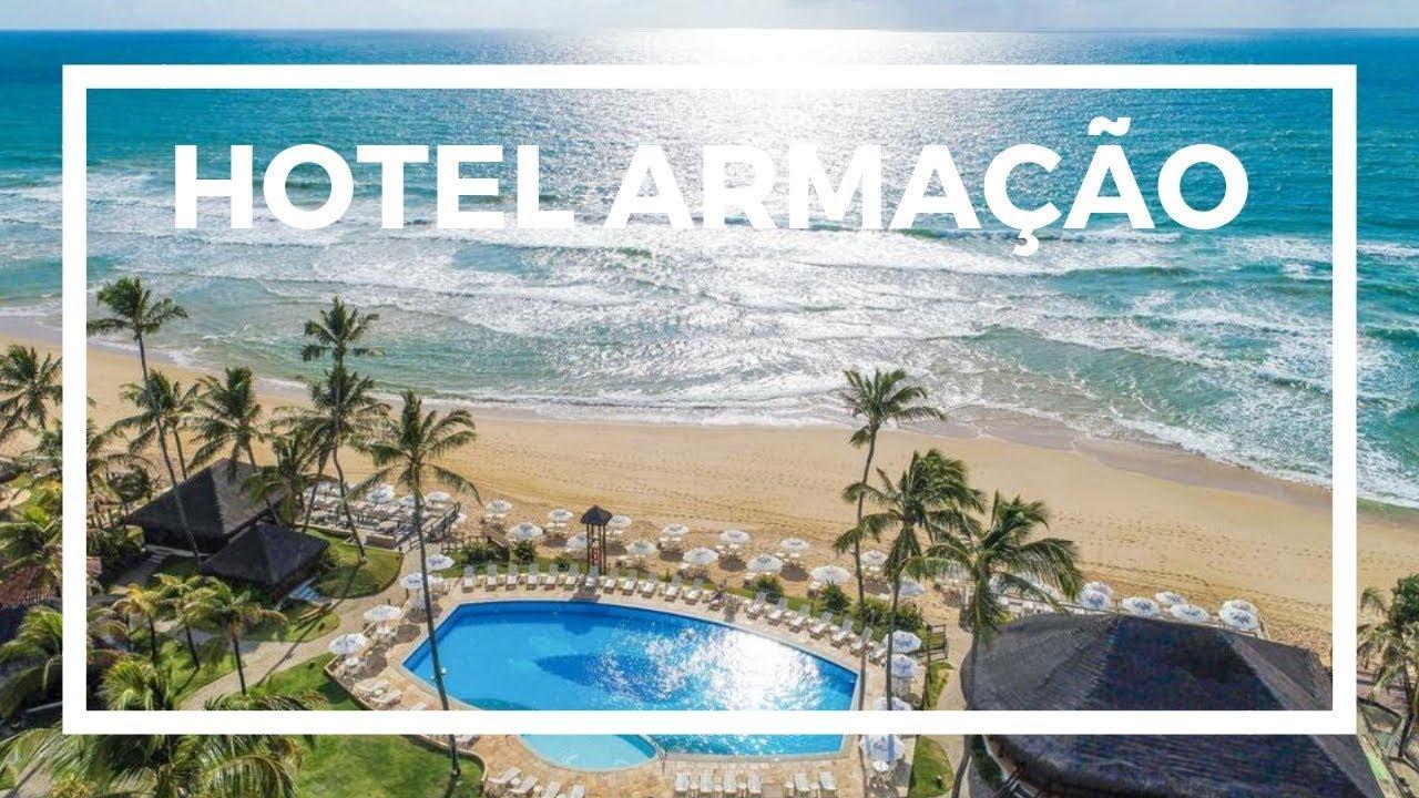 Como E Se Hospedar No Hotel Armacao Porto De Galinhas Youtube