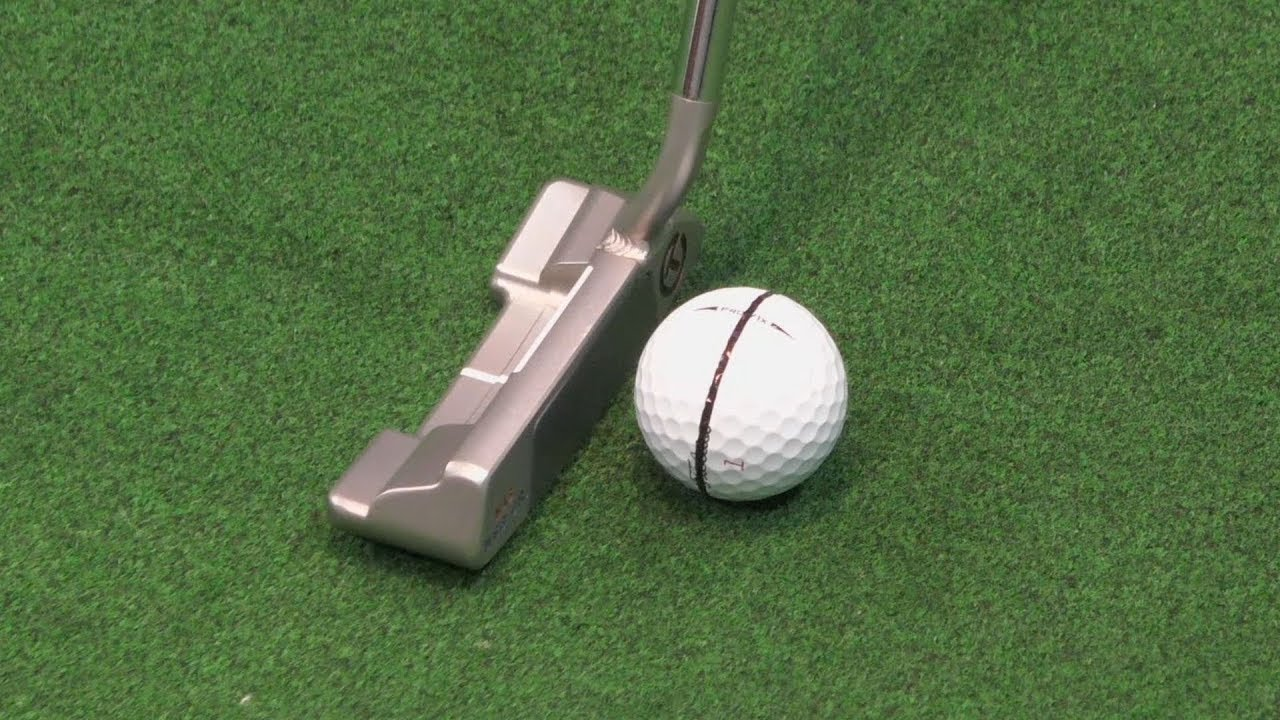 Quick Tips: Mark Your Golf Ball to Hole More Putts with Michael Breed