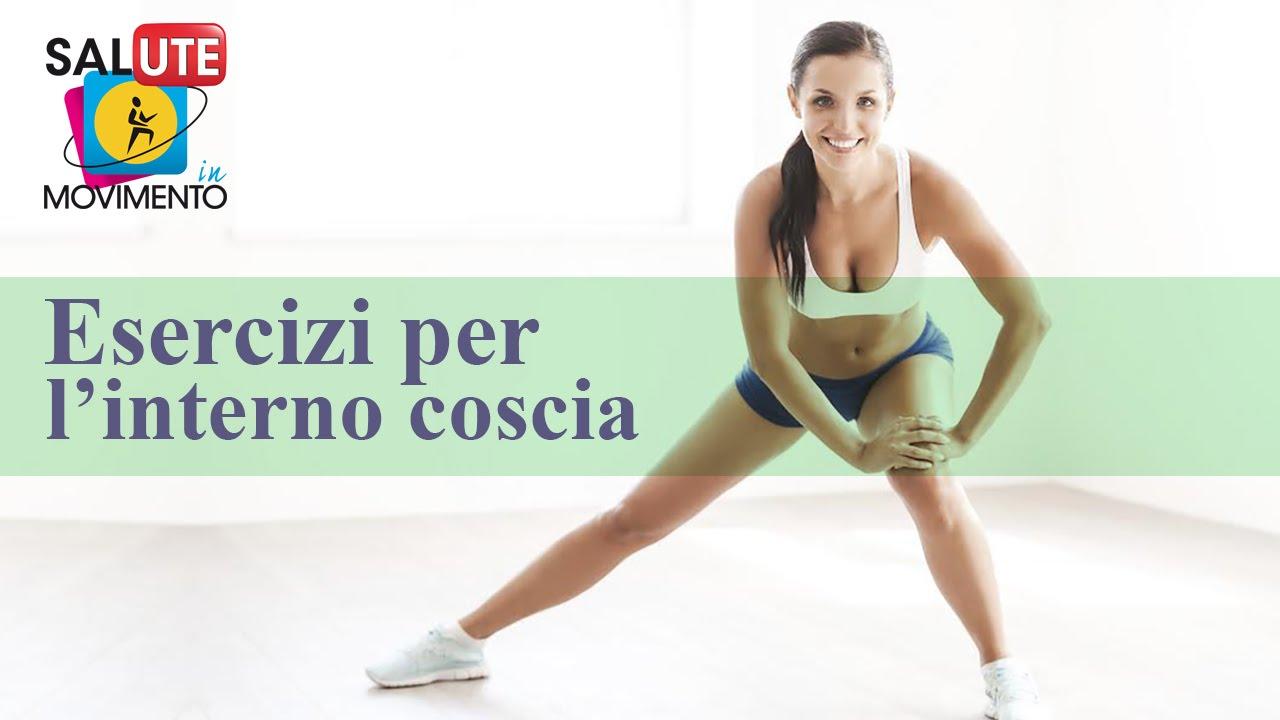 Esercizio Di Stretching Per L 39 Interno Coscia Youtube