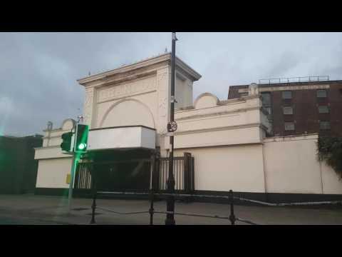 Manchester Vault - Granada Studios Tour