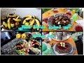 عيد ميلاد حماتي إحتفال في الحديقة و الأكل مغربي