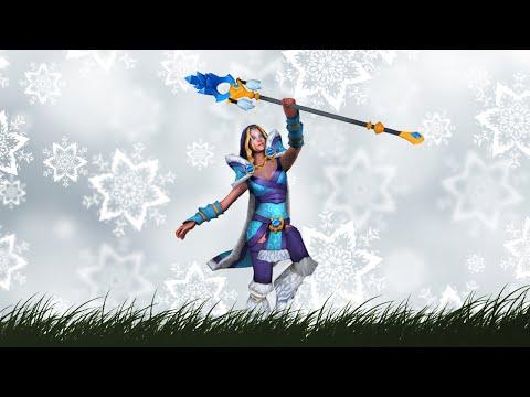 видео: dota 2. Прерываемый ультимейт и crystal maiden