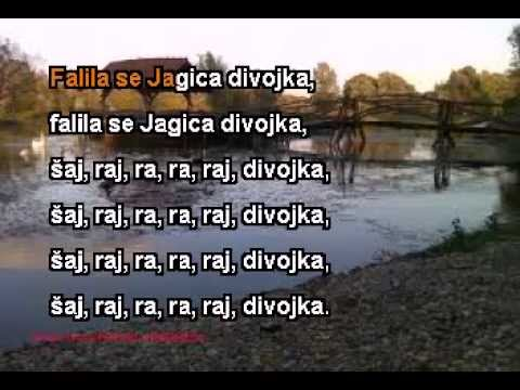 Falila se Jagica -  karaoke.mp4