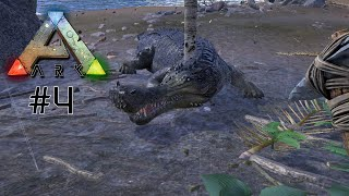 INSEL DER 1000 TODE - Let's Play ARK Survival Evolved #4 | Indie Game