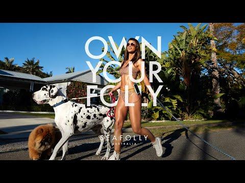 Seafolly - Own Your Folly - Swimwear Australia 2019